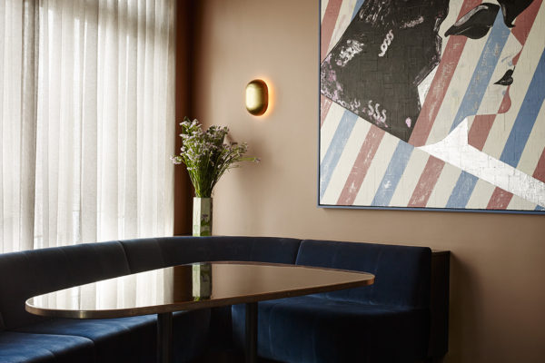Loulou Restaurant in Copenhagen, Denmark by Space Copenhagen | Yellowtrace