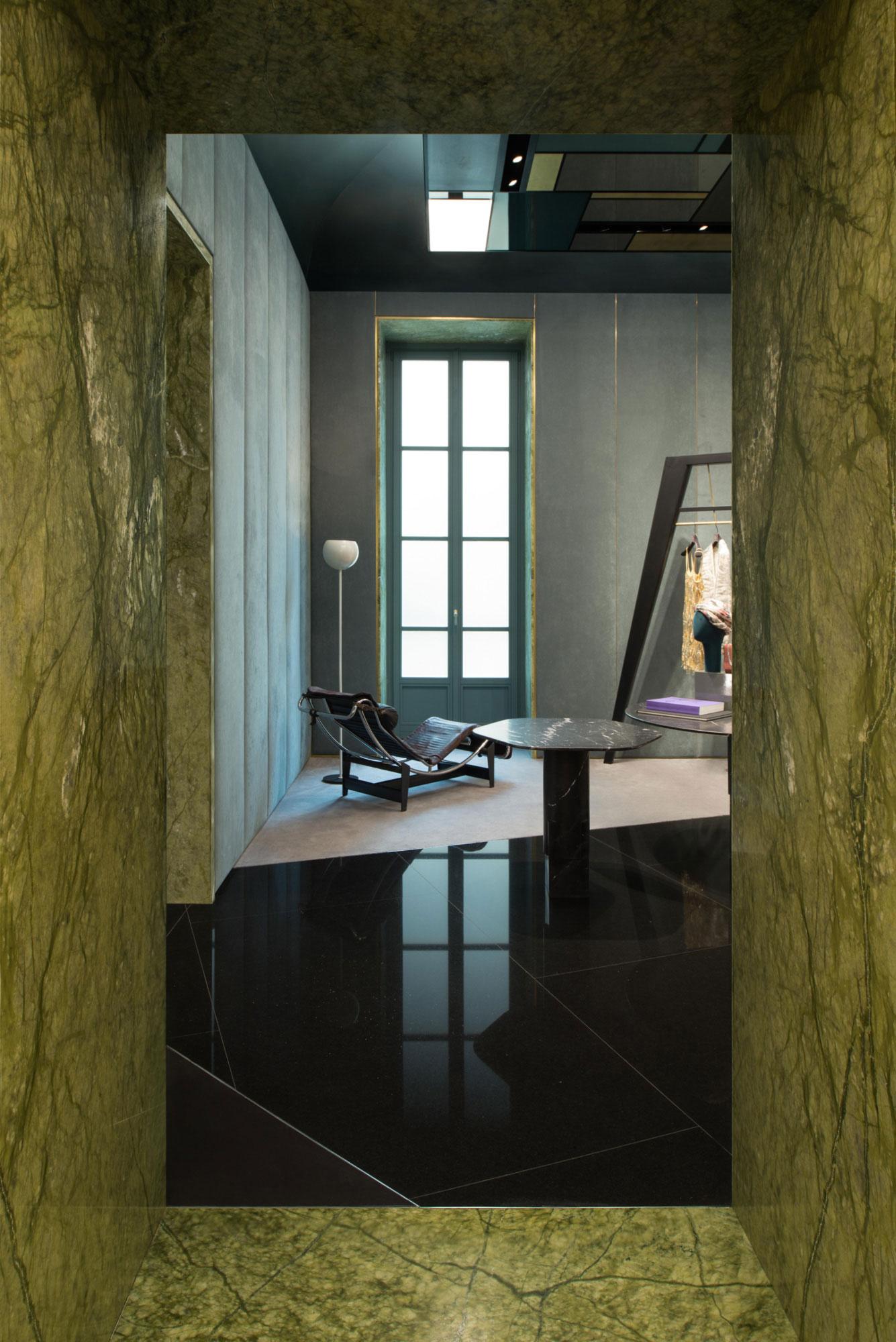 luxury boutique lagrange12 in turin italy by dimore studio yellowtrace bloglovin breathe architecture studio yellowtrace