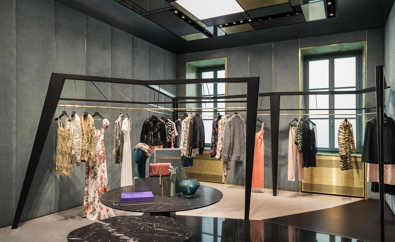 Luxury boutique lagrange12 in turin by dimore studio yellowtrace