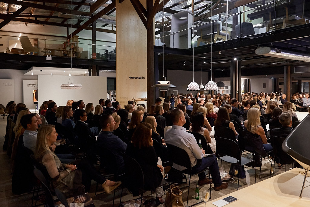 Milantrace2016 Talk Series Launch Event At Living Edge Sydney Photo By Fiona Susanto