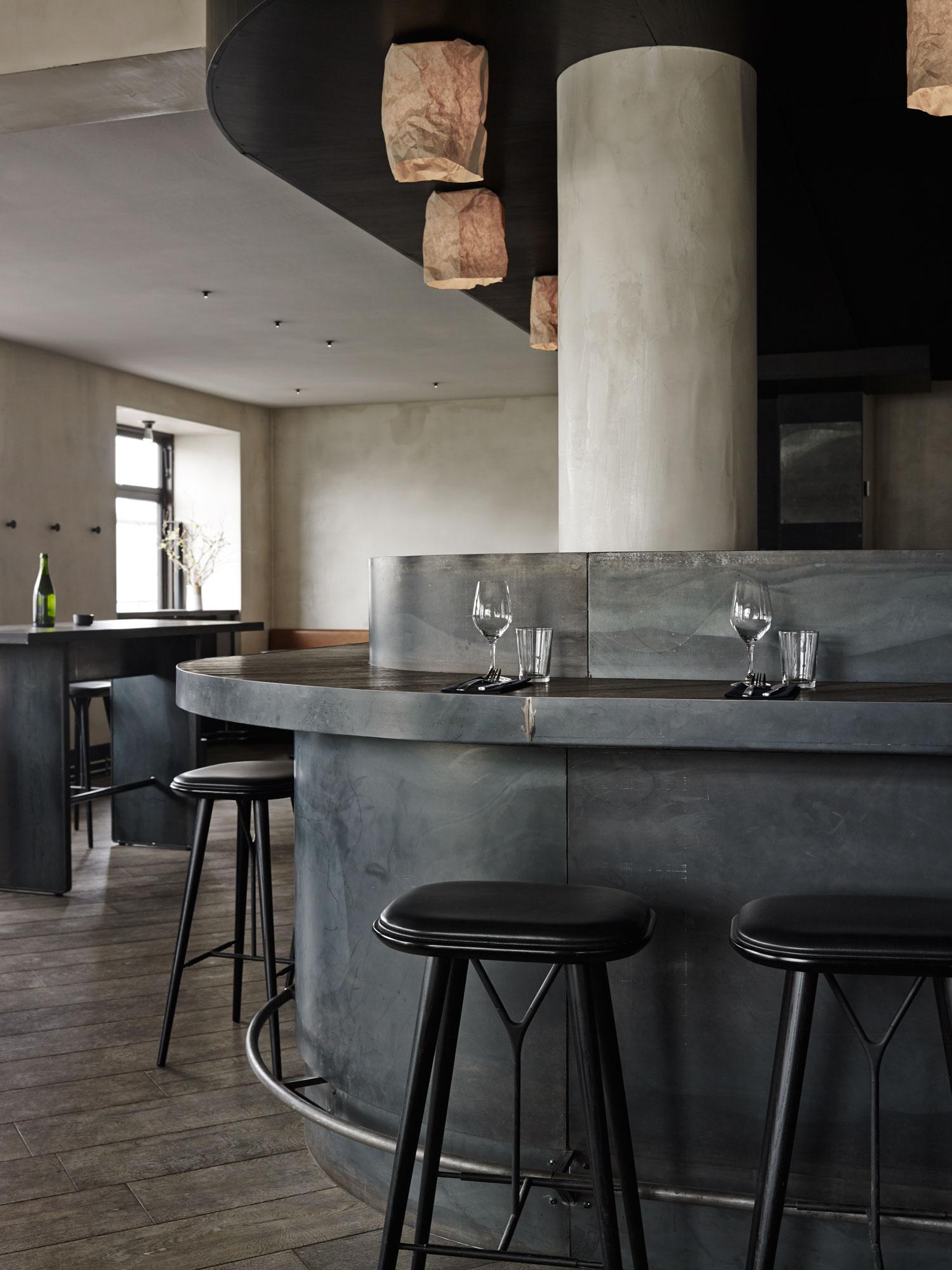 Musling Restaurant By Space Copenhagen