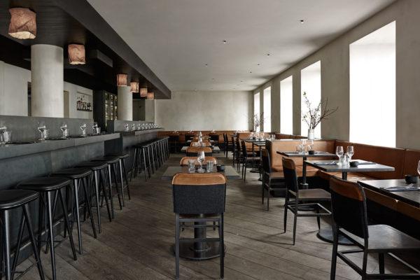 Musling Restaurant in Copenhagen, Denmark by Space Copenhagen   Yellowtrace