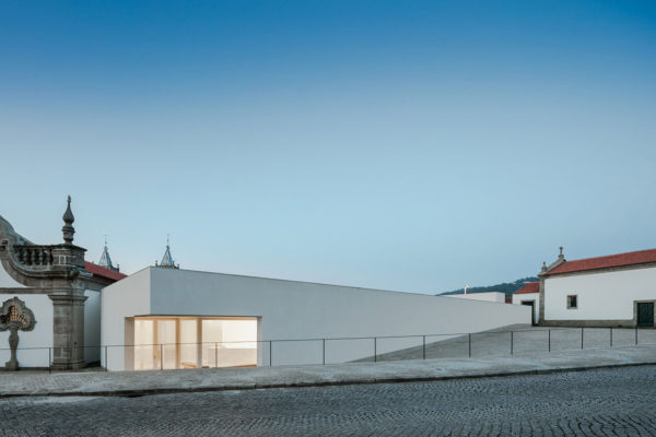 NUEC + MMAP Museums in Portugal by Alvaro Siza + Eduardo Souto de Moura | Yellowtrace