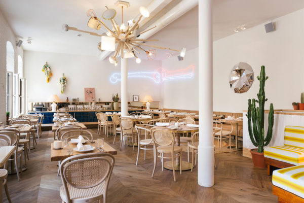 Panama Restaurant & Bar Berlin | Yellowtrace