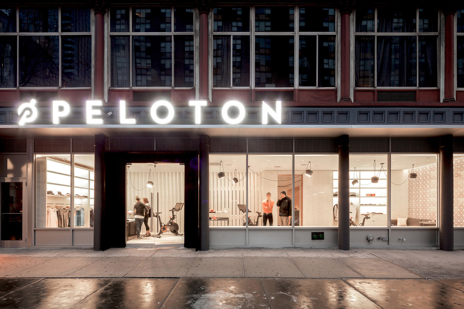 Peloton C by Bernheimer Architecture | Yellowtrace