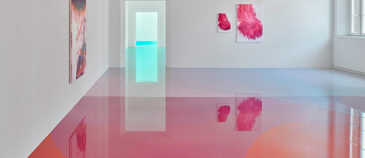Peter Zimmermann's Walk-in Art Installation   Yellowtrace