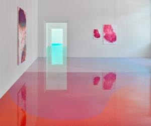 Peter Zimmermann's Walk In Art Installation | Yellowtrace
