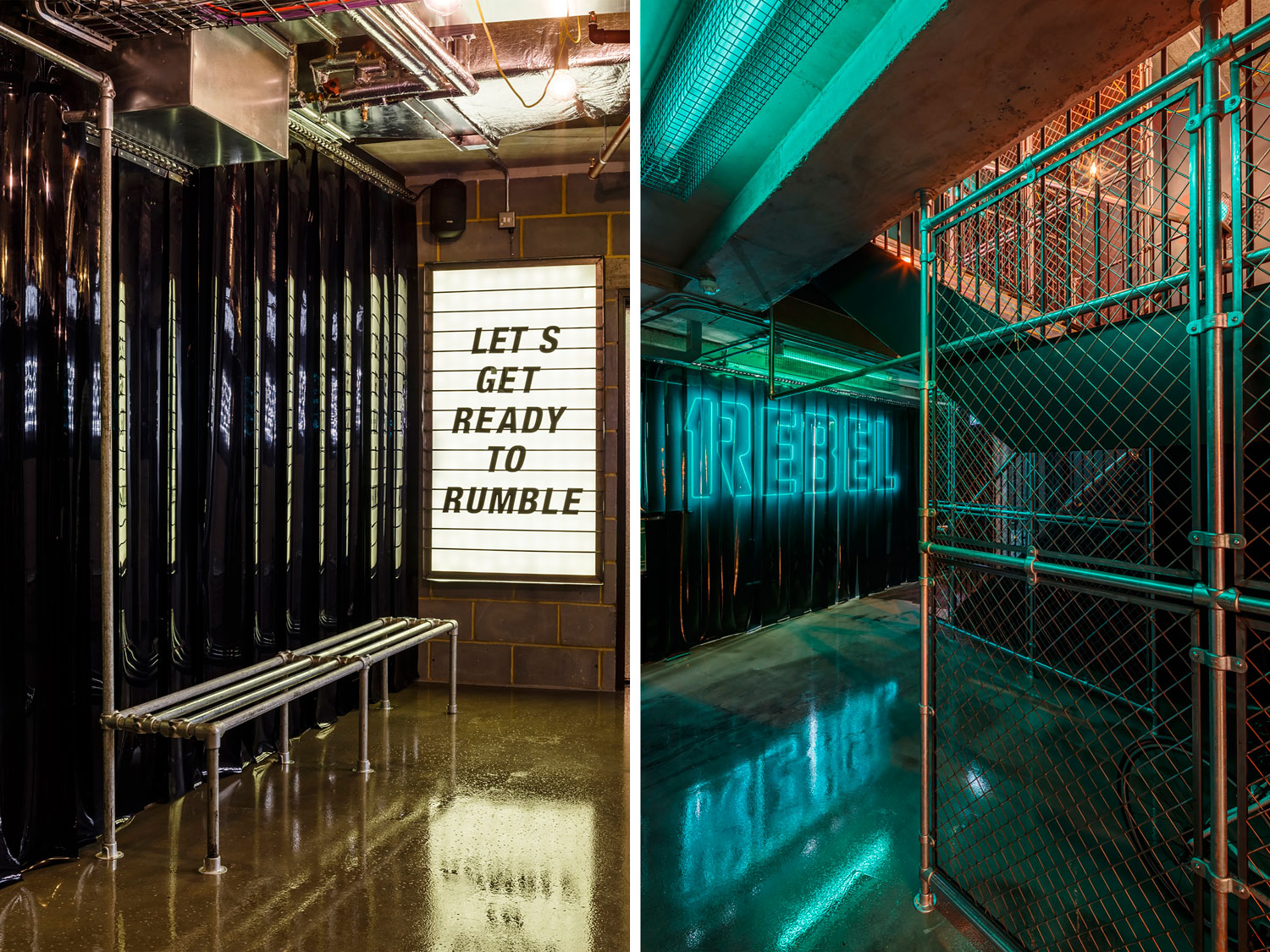 REBEL Gym by Studio C102 | Yellowtrace