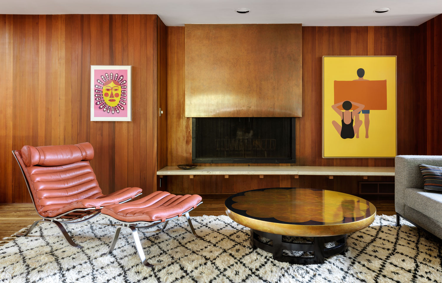 1950 s portland house remodel by jessica helgerson for Interiors by design