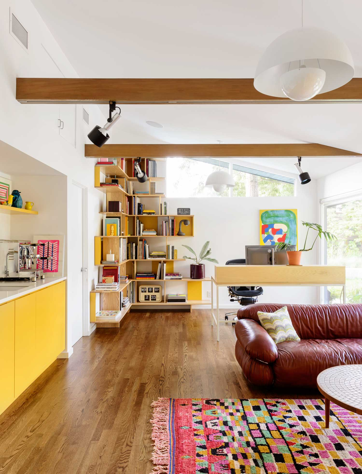 Remodel of a 1950s house by jessica helgerson interior design yellowtrace