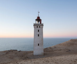 Dissapearing Lighthouse Renovation in Denmark by JAJA Architects + Bessards' Studio | Yellowtrace