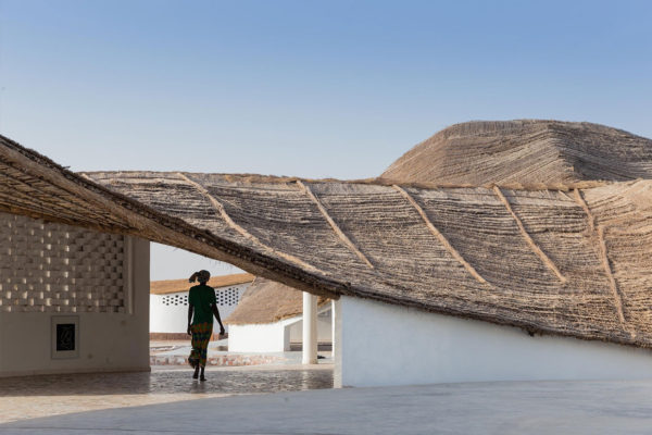 Artists Residency in Senegal by Toshiko Mori | Yellowtrace