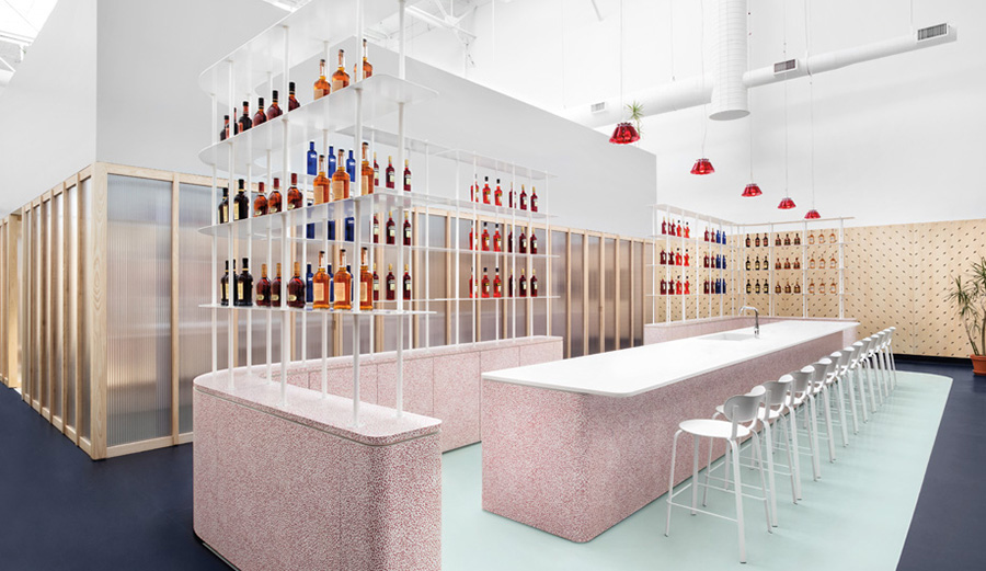 Campari Offices in Toronto, Canada | Yellowtrace