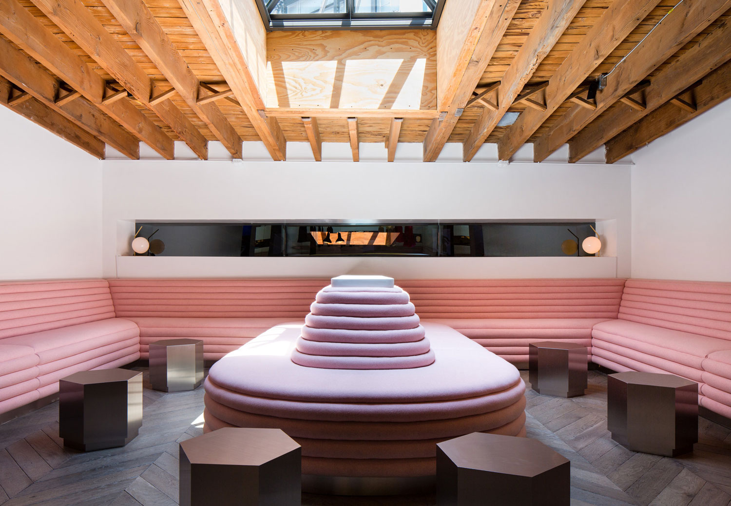 rand Exclusive Fitness Studio in NYC by NIKE | Yellowtrace