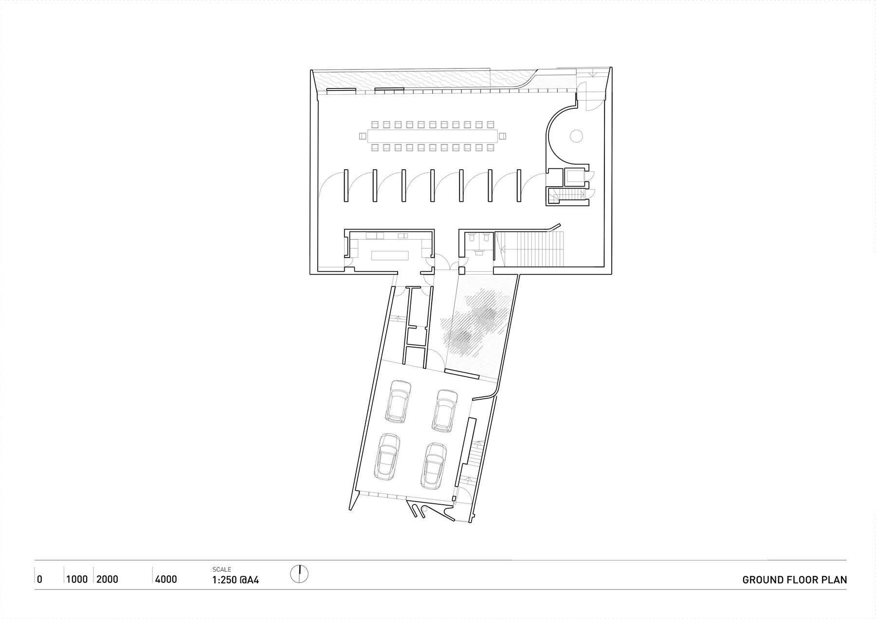 Indigo Slam Ground Floor Plan | Yellowtrace