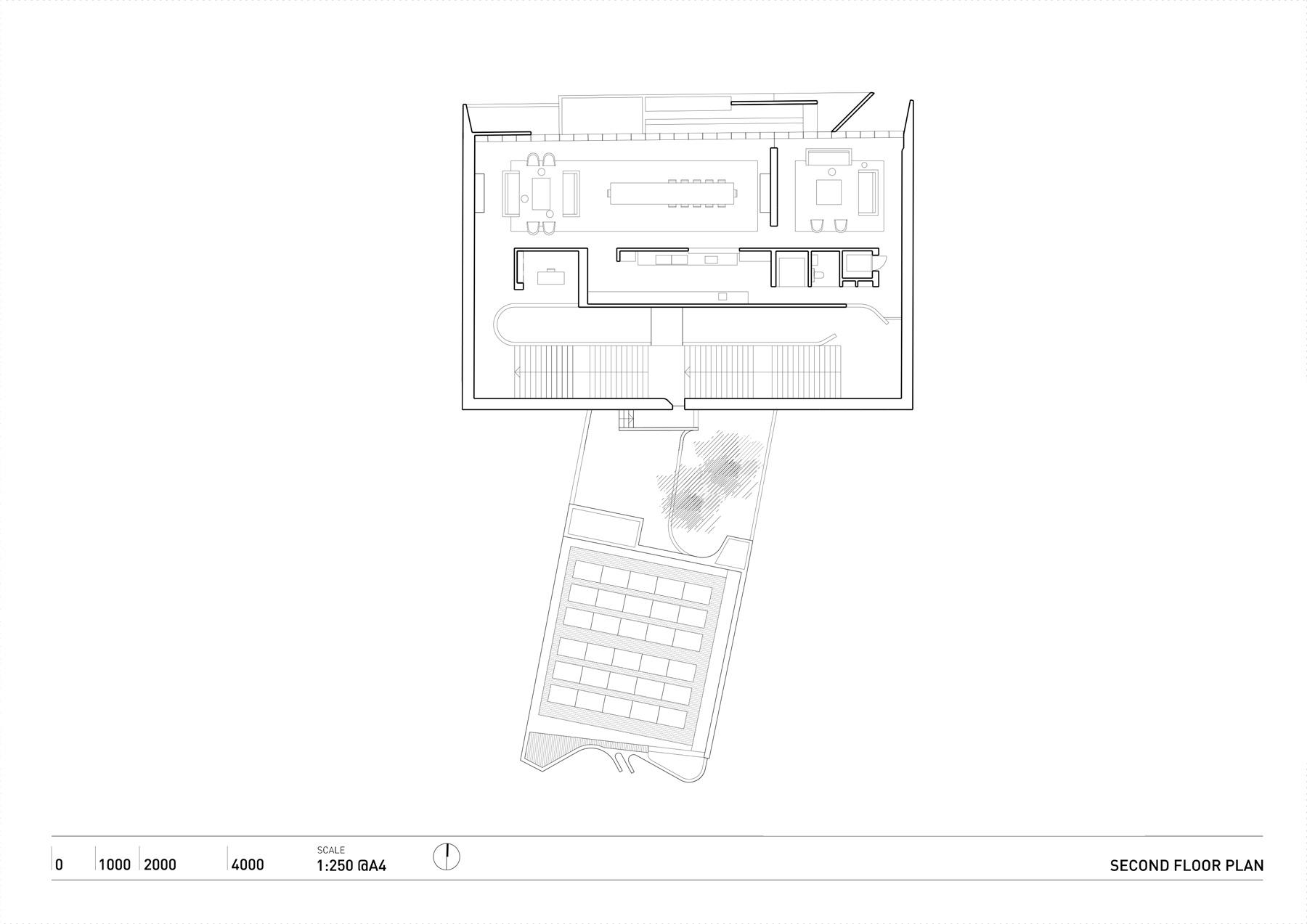 Indigo Slam Second Floor Plan | Yellowtrace