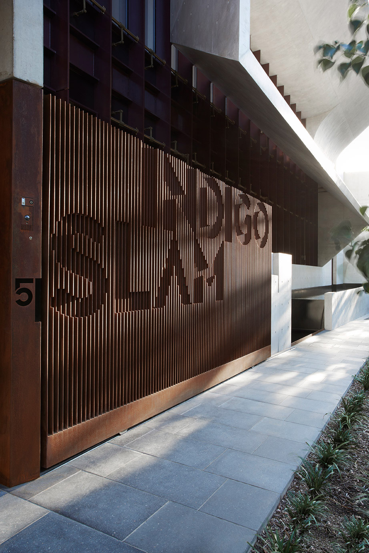 Indigo Slam by Smart Design Studio | Yellowtrace