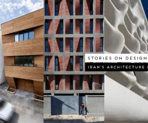 #StoriesOnDesignByYellowtrace: Iran's Contemporary Architecture Boom | Yellowtrace
