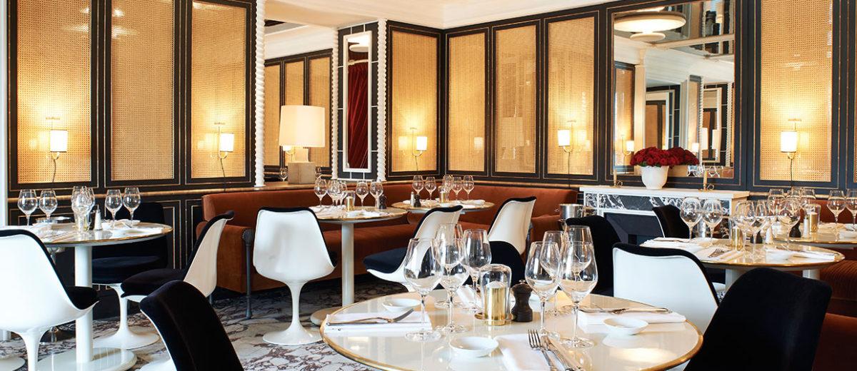 LOULOU Restaurant by Joseph Dirand at Musee des Arts Decoratifs Paris | Yellowtrace