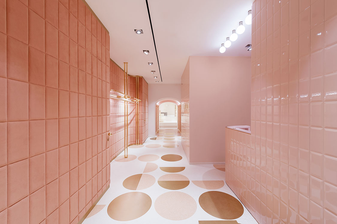 Pink perfection storiesondesignbyyellowtrace for Arredo store