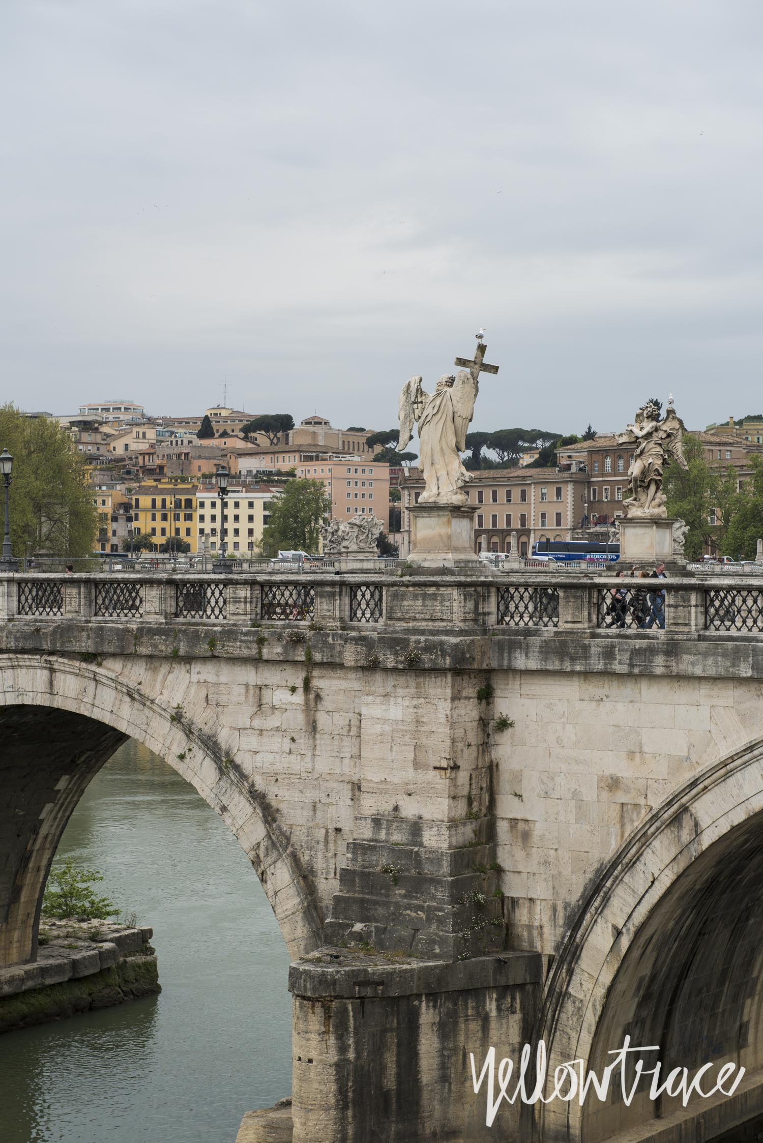 Castel Sant'Angelo Rome, Photo © Nick Hughes | Yellowtrace