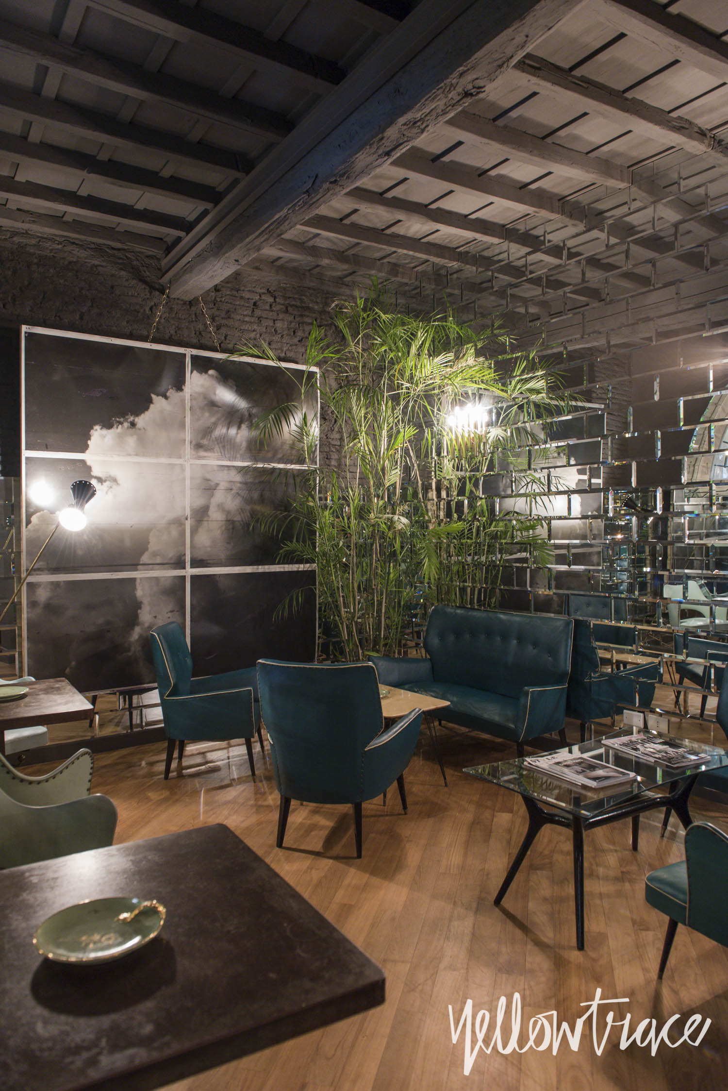 G-Rough Rome Hotel, Photo © Nick Hughes | Yellowtrace