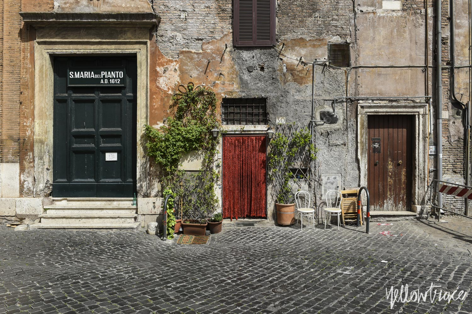 Jewish Ghetto Rome, Photo © Nick Hughes | Yellowtrace