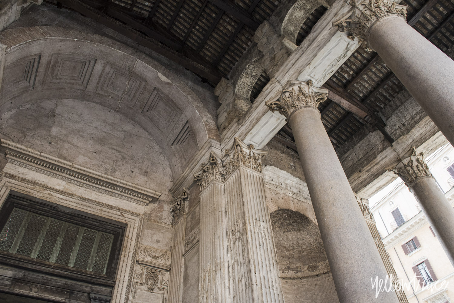 Pantheon Rome, Photo © Nick Hughes | Yellowtrace