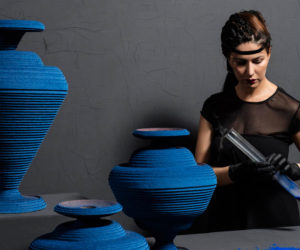 Siba Sahabi's Blue Alchemy References First Man-Made Pigment Developed in 2600 BC | Yellowtrace