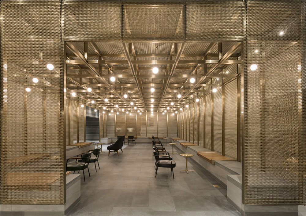 The Hub Performance & Exhibition Centre in Shanghai by Neri&Hu Design & Research Office | Yellowtrace