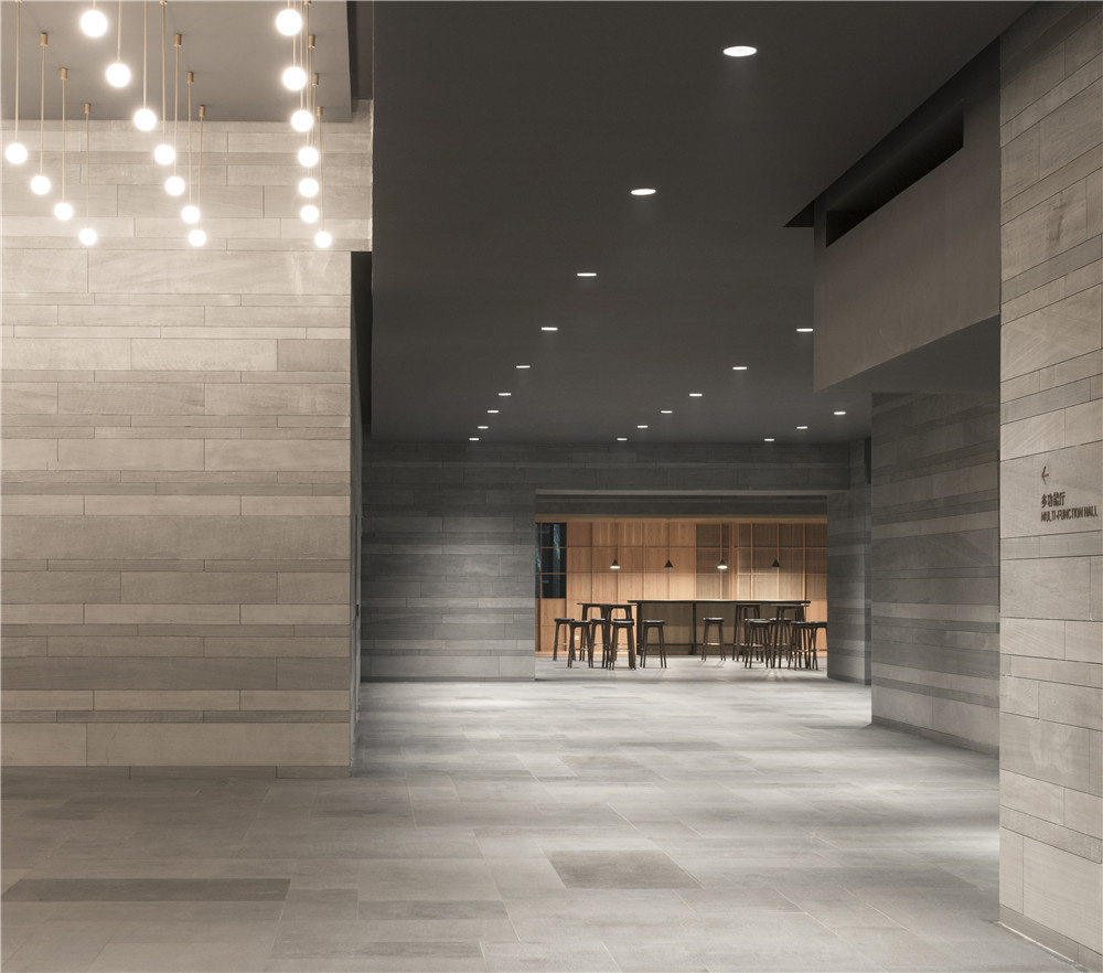 The Hub Performance & Exhibition Centre in Shanghai by Neri&Hu Design & Research Office   Yellowtrace