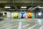 The PARK-ING Ginza Concept Store Set Inside a Tokyo Carpark | Yellowtrace