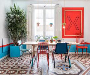 Valencia Lounge Hostel by Masquespacio | Yellowtrace