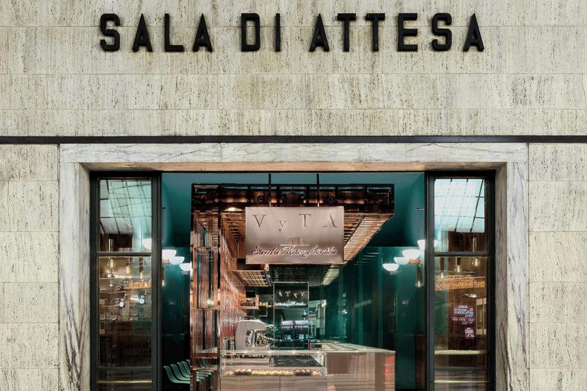 Vyta Espresso Bar at Florence Santa Maria Novella by Daniela Colli   Yellowtrace