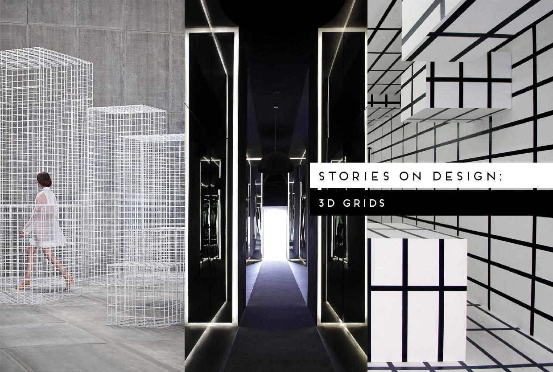 #StoriesOnDesignByYellowtrace: 3d Grids.