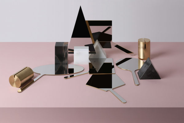ASHKAL Mirror Collection by Richard Yasmine for SURSOCK Museum Beirut   Yellowtrace