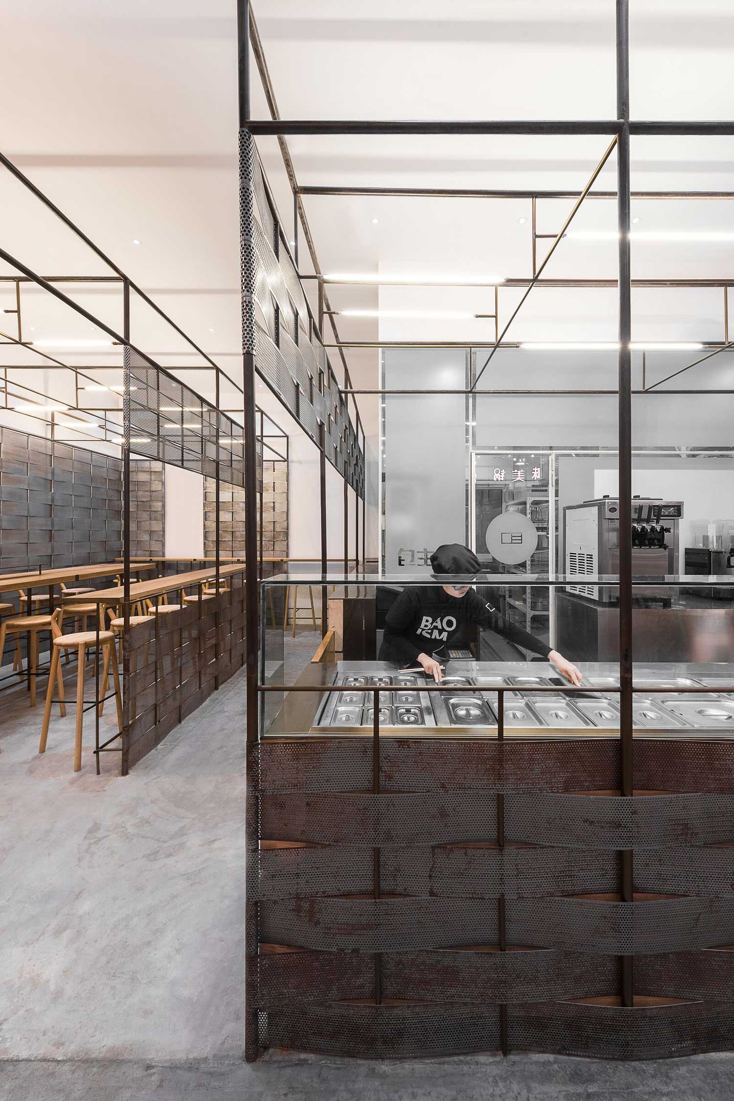 Baoism Restaurant in Shanghai by Linehouse | Yellowtrace