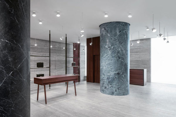 Brioni's New Paris Flagship Store by David Chipperfield Architects | Yellowtrace