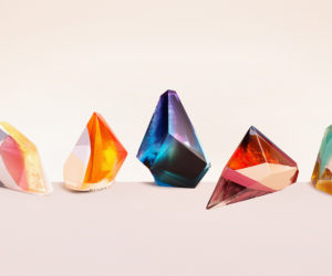Conceptual Sculpted Scent by Zuza Mengham for Laboratory Perfumes | Yellowtrace
