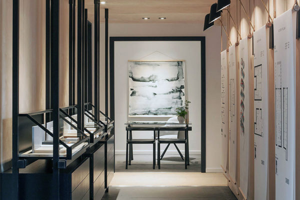 Curated Properties Dispay Suite in Toronto Canada by Mason   Yellowtrace