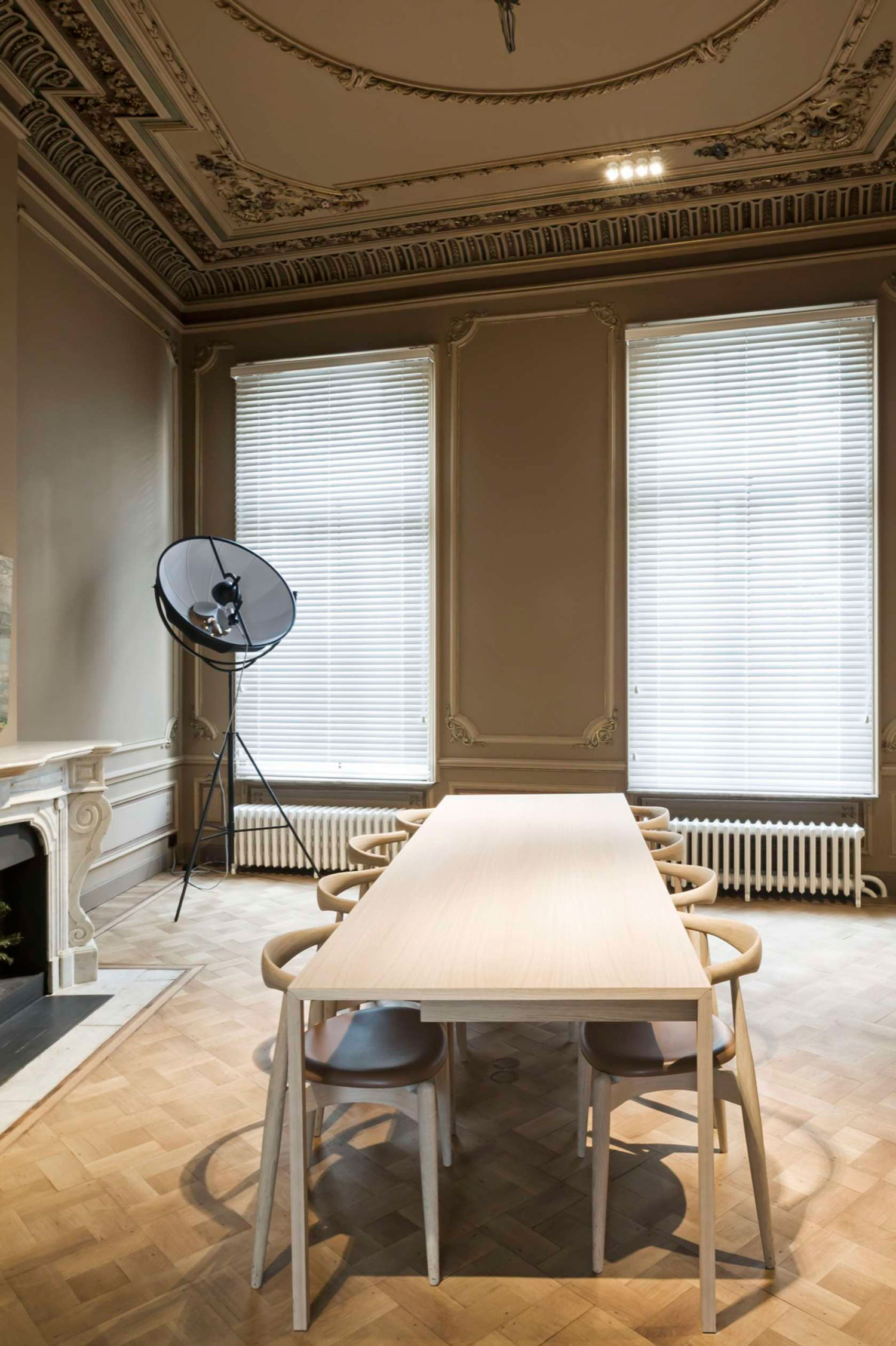 Historical Residence in Gent by Hans Verstuyft Architecten | Yellowtrace