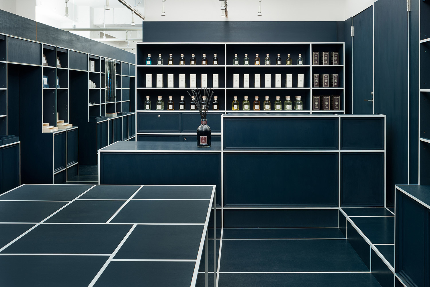 Le Mistral Gift Shop by JP Architects | Yellowtrace