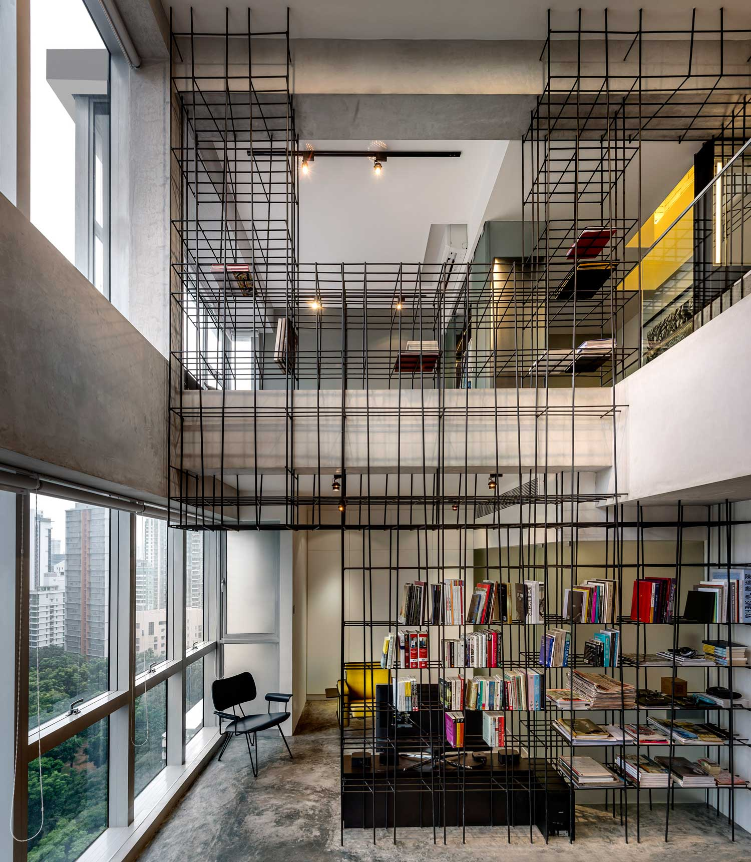 Monoform Living Singapore by Produce Workshop | Yellowtrace