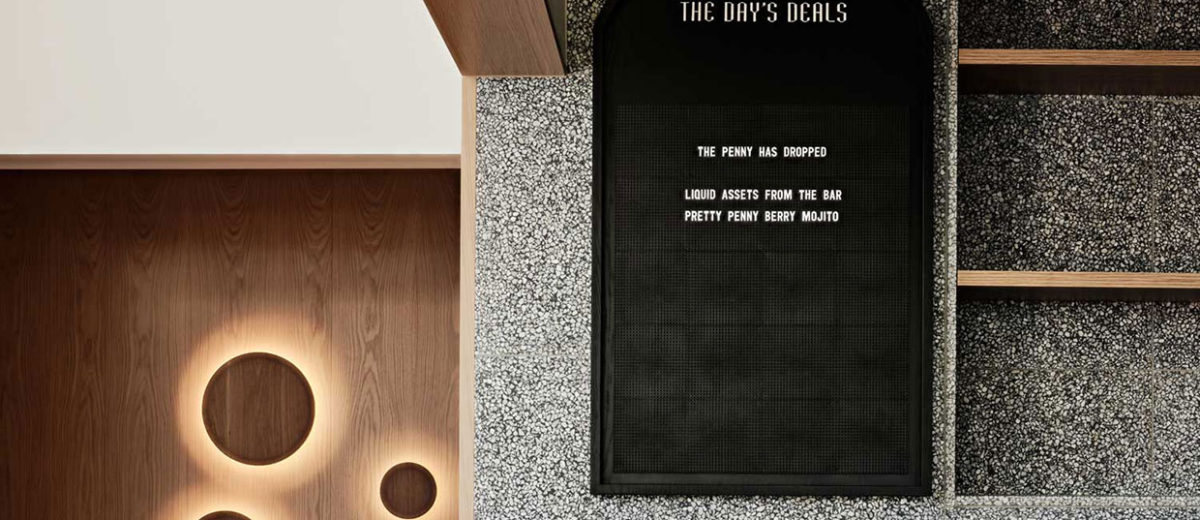 Penny Drop Cafe In Melbourne By We Are Huntly