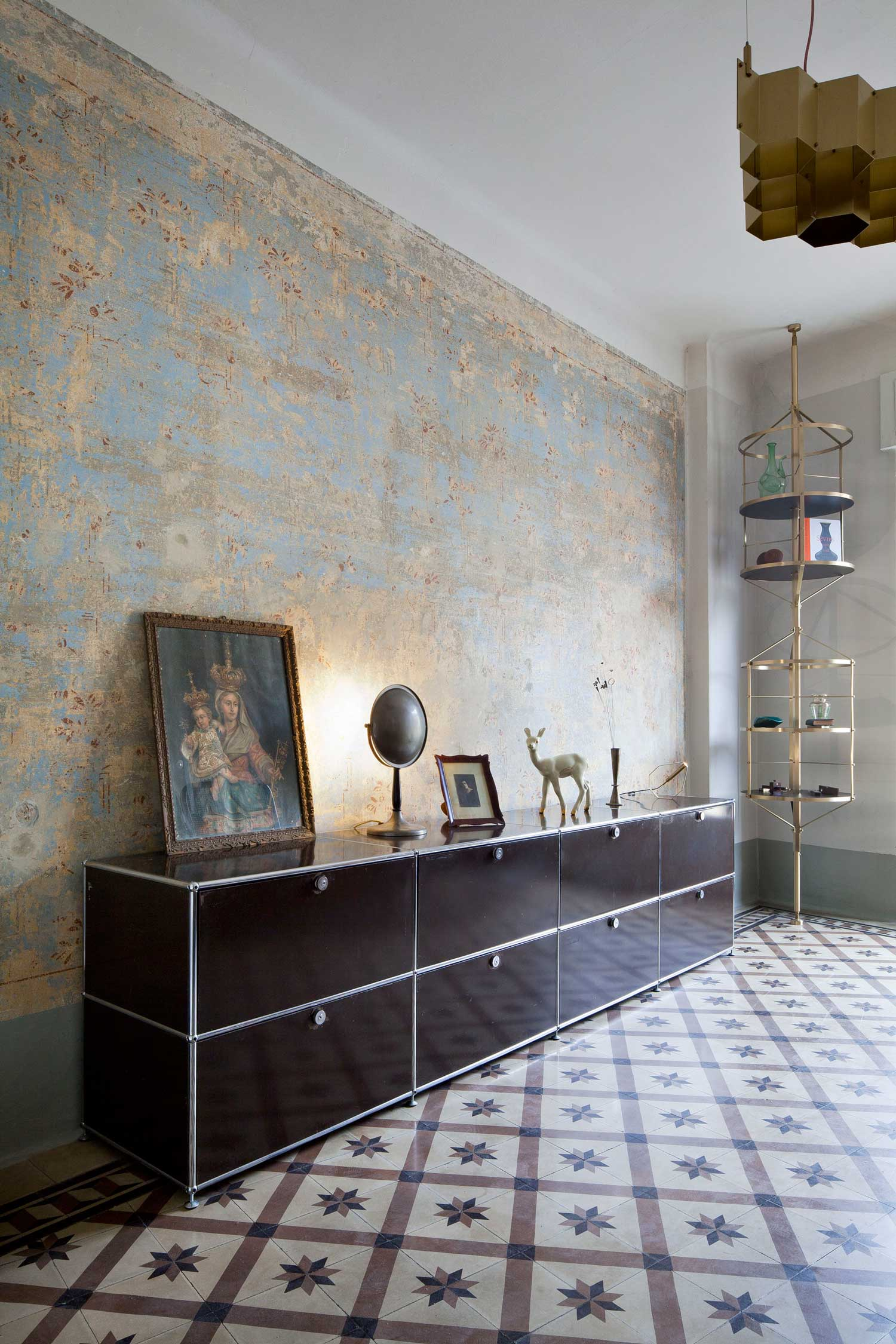 Pietro Russo Home in Milan | Yellowtrace