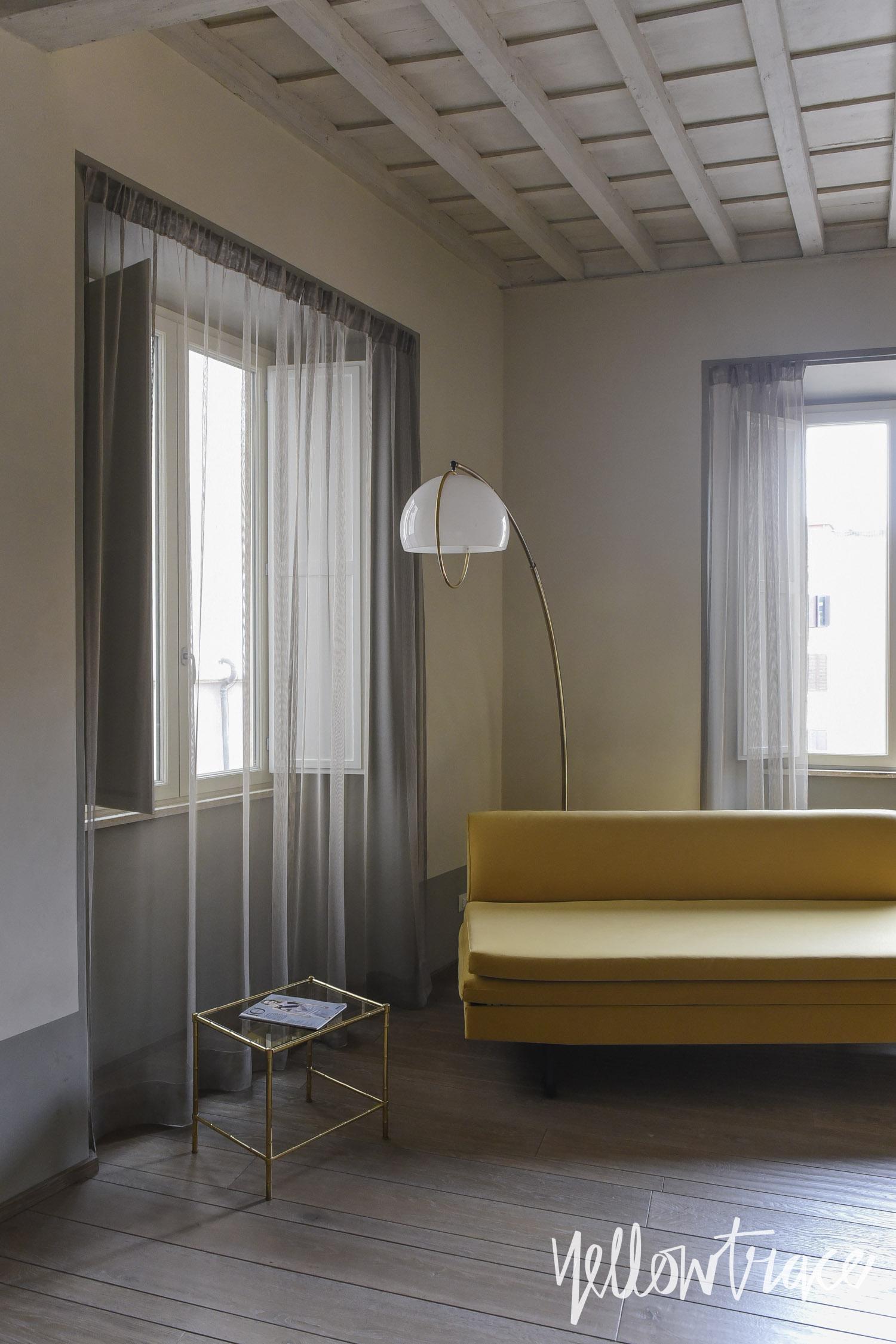 Photo By Nick Hughes/ Yellowtrace CasaCau Apartments, Rome. Photo By Nick  Hughes/ Yellowtrace