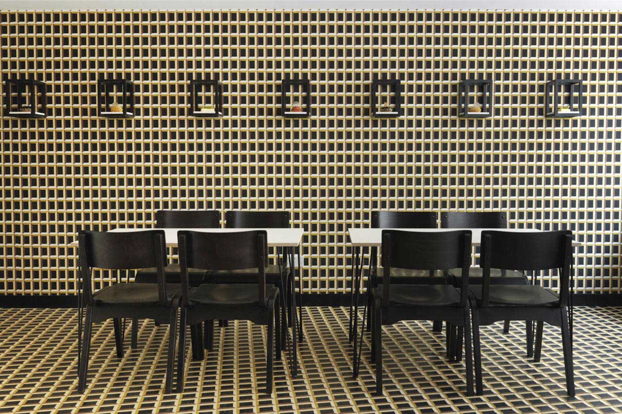 Southerden Patisserie by Eley Kishimoto and Studio MacLean | Yellowtrace