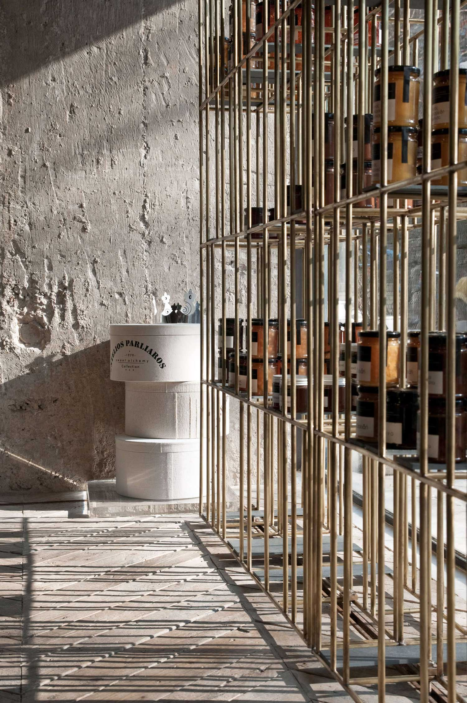 Sweet Alchemy in Athens, Greece by Kois Associated Architects | Yellowtrace