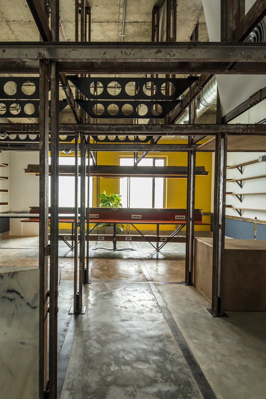 Architecture Workspace in Haryana, India by Harsh Vardhan Jain   Yellowtrace