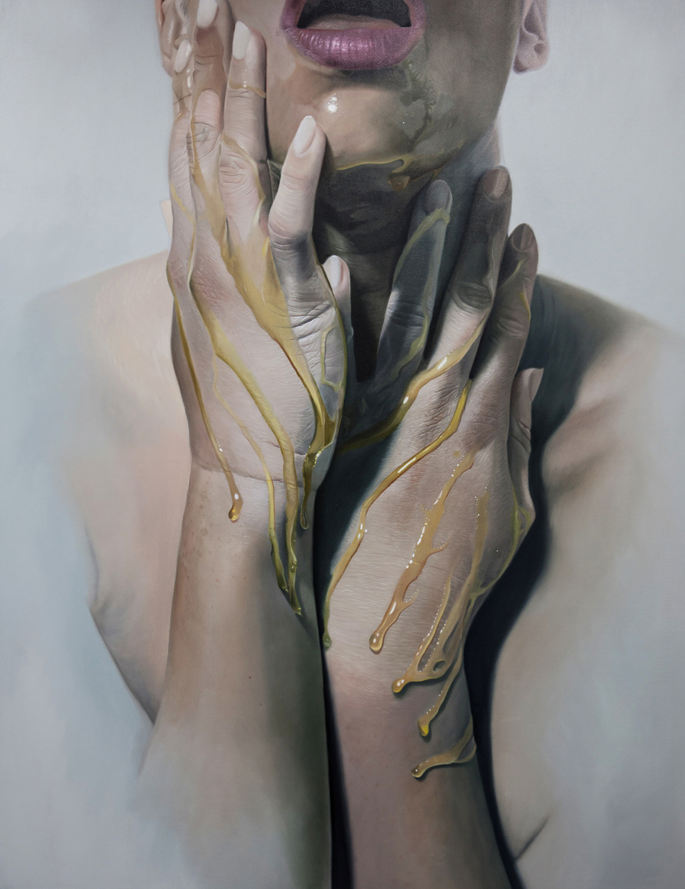 Arresting Hyperrealistic Portraits by Mike Dargas | Yellowtrace